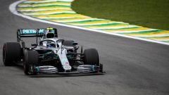 F1 GP Brasile 2019, Interlagos: Valtteri Bottas (Mercedes)