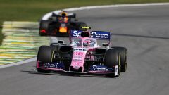 F1 GP Brasile 2019, Lance Stroll (SportPesa Racing Point)