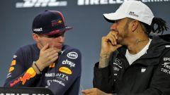 "Verstappen non teme Hamilton: ""Non è Dio"""