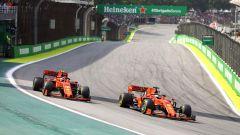 """Brawn: """"Leclerc e Vettel seguano l'esempio di Hamilton"""""""