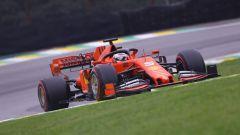 F1, GP Brasile 2019: Sebastian Vettel (Ferrari)