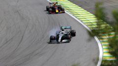 """Bottas: """"Red Bull meglio di Mercedes sul dritto adesso"""""""