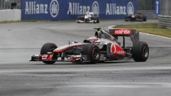 F1 GP Canada 2011, Montreal: Jenson Button (McLaren)