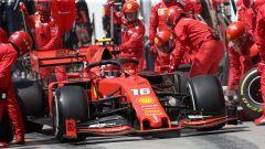 F1 GP Canada 2019, Charles Leclerc (Ferrari)