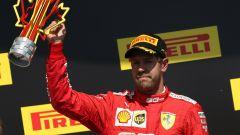 F1 GP Canada 2019, Sebastian Vettel (Ferrari)