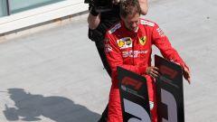 Emanuele Pirro e i dolori della penalità a Vettel nel GP Canada
