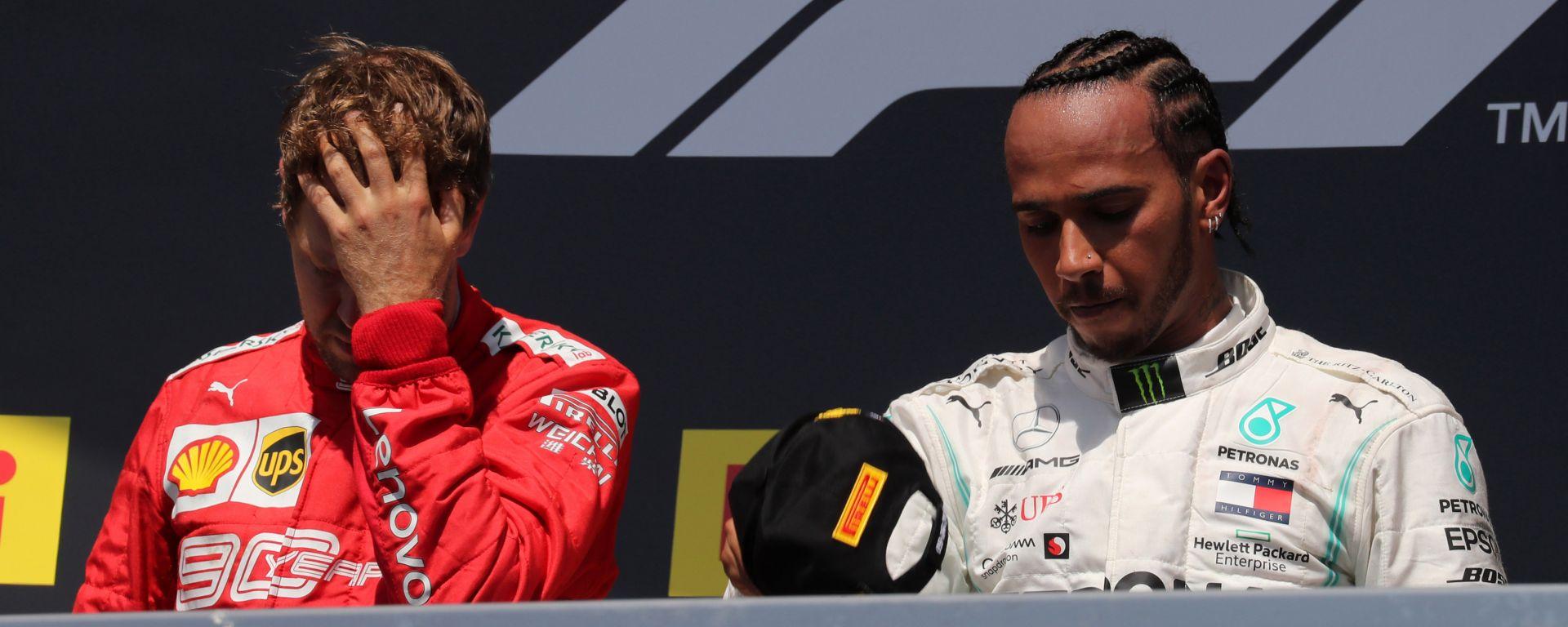 Ferrari: la coperta è corta