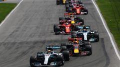 F1 GP Canada Montreal 2018, tutte le info: orari, risultati prove, qualifica, gara - Immagine: 1