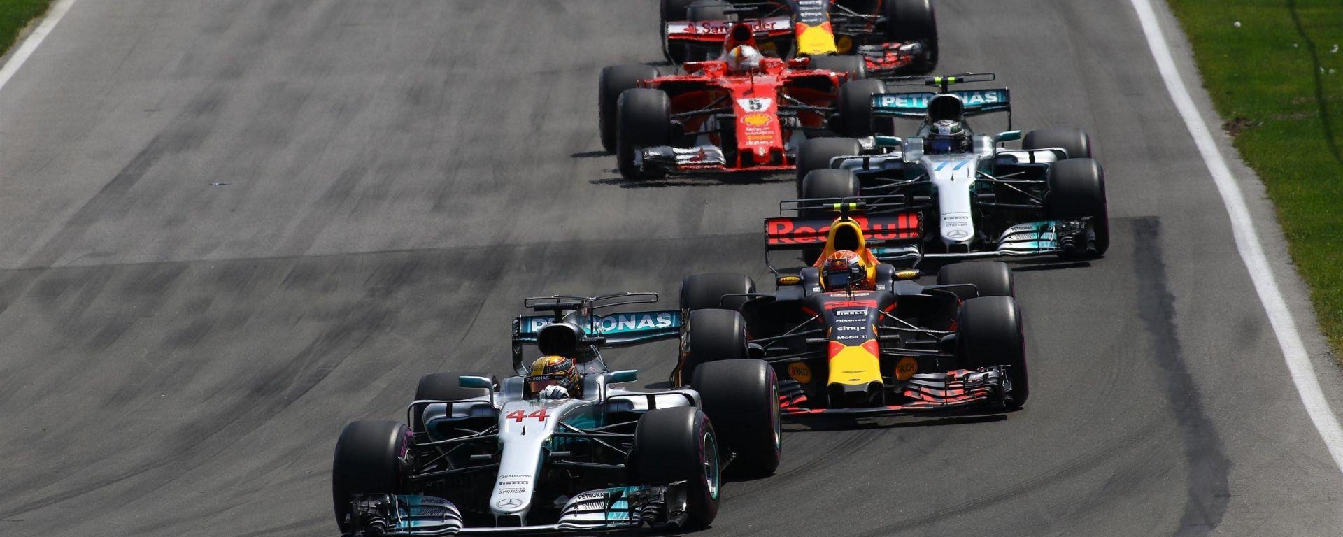 F1 GP Canada Montreal 2018, tutte le info: orari, risultati prove, qualifica, gara