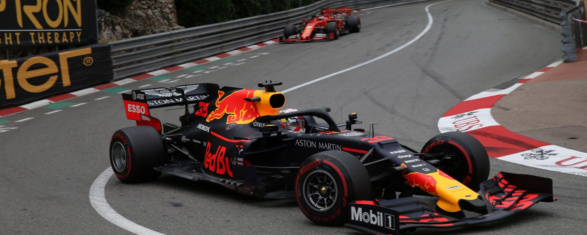 F1, Montreal: Verstappen mette nel mirino la Ferrari
