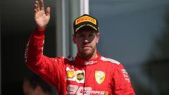 Penalità Vettel, la situazione: no ricorso Ferrari ma c'è piano B