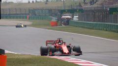 F1 GP Cina 2019, Ferrari: bene Vettel, Leclerc ancora problemi - Immagine: 5