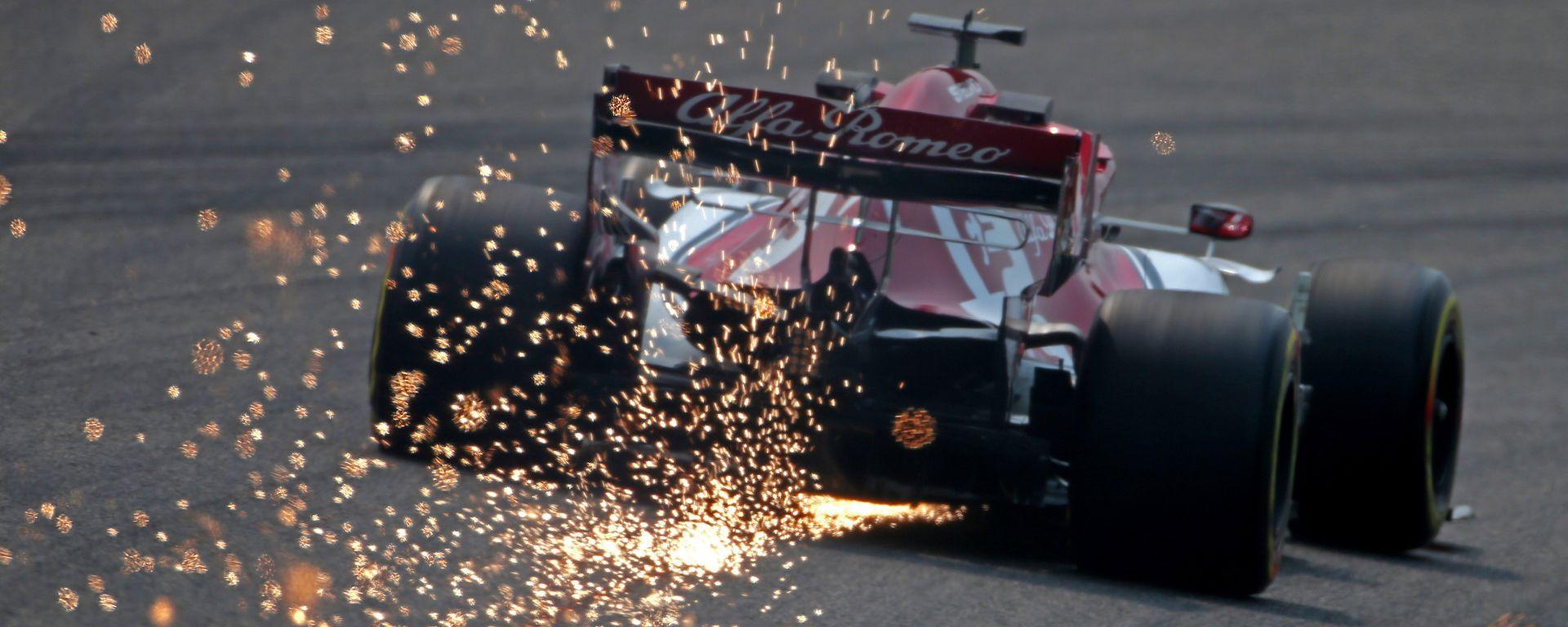 F1 GP Cina 2019, Kimi Raikkonen