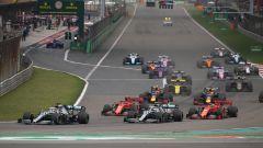 F1 GP Cina 2019, la Var del weekend di Shanghai