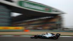 F1 GP Cina 2019 - Qualifiche: Bottas beffa Hamilton, Ferrari in 2a fila