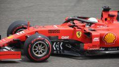 F1 GP Cina 2019, Sebastian Vettel ha chiuso al terzo posto