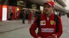 F1 GP Cina 2019, Sebastian Vettel