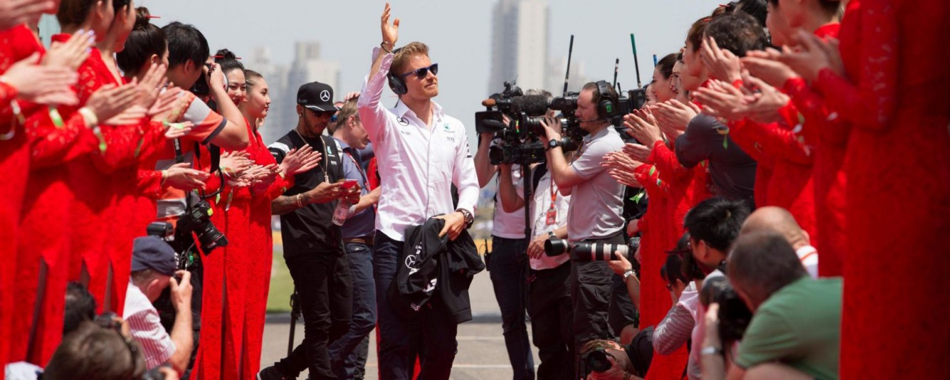 F1 GP Cina: Le pagelle