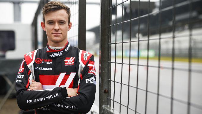 F1 GP Eifel 2020, Nurburgring: Callum Ilott (Haas F1 Team)