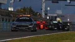 F1 GP Eifel 2020, Nurburgring: la Safety Car guida il gruppo