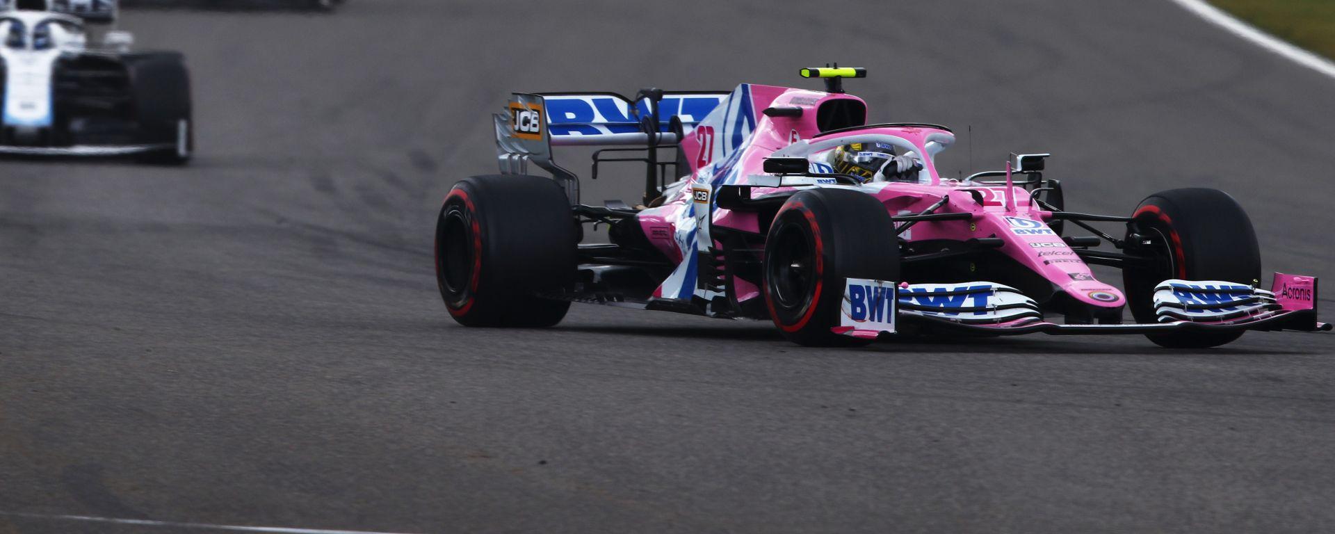 F1 GP Eifel 2020, Nurburgring: Nico Hulkenberg (Racing Point) in gara