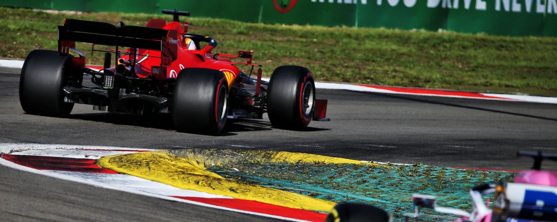F1 GP Eifel 2020, Nurburgring: Sebastian Vettel (Scuderia Ferrari)