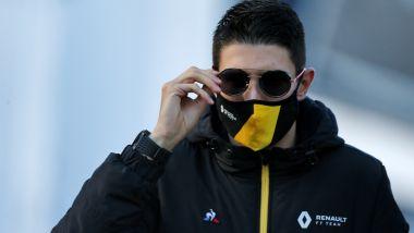 F1, GP Eifel 2020: Ocon ha appena visto qualcosa che lo stupisce...