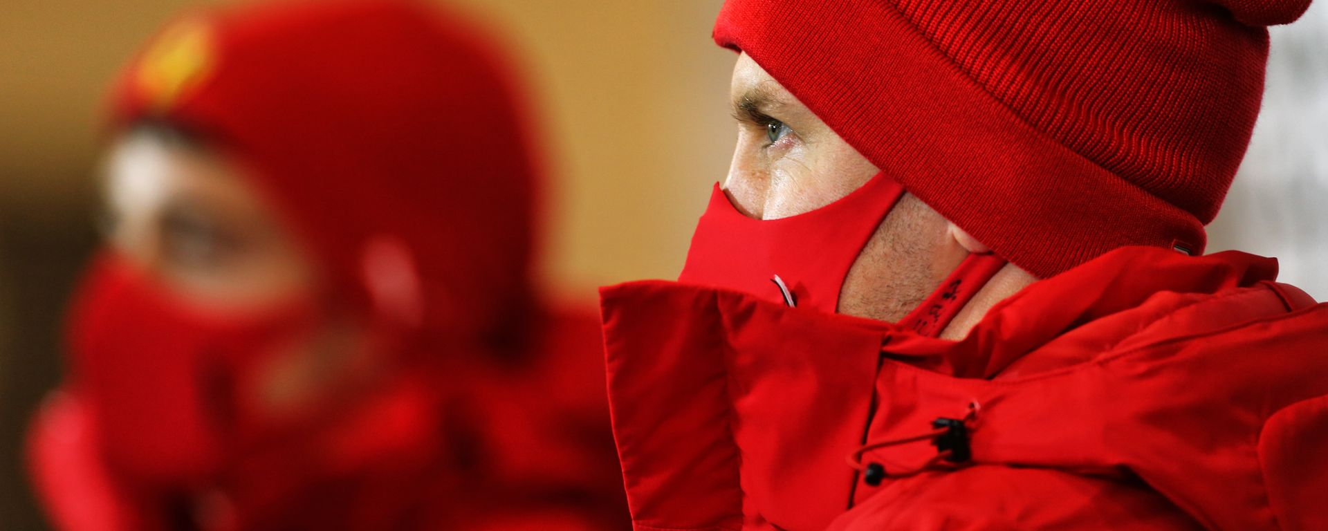 F1, GP Eifel 2020: Sebastian Vettel in conferenza stampa