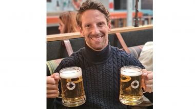 F1, GP Eisel 2020: Birrain Grosjean