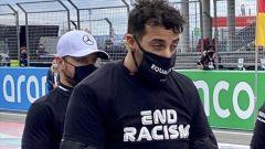 F1, GP Eisel 2020: le pessime condizioni di Ricciardo prima del via