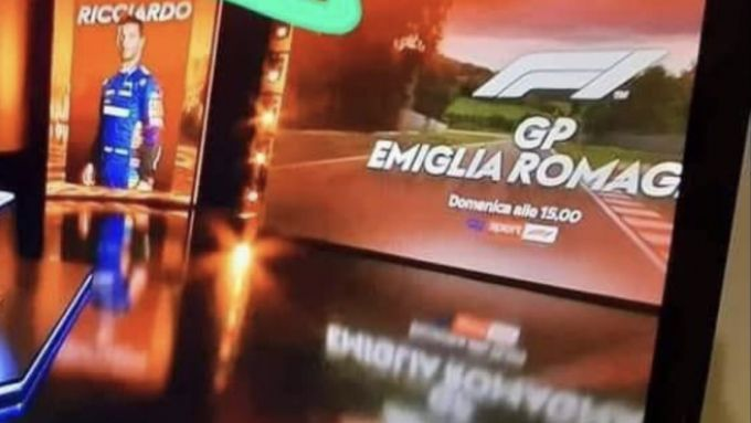 F1, GP EmiGlia Romagna?