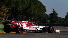 F1 GP Emilia Romagna 2020, Imola: Antonio Giovinazzi (Alfa Romeo)