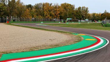 F1 GP Emilia Romagna 2020, Imola: atmosfera del circuito
