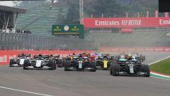 Come cambia la F1: tutte le novità della stagione 2021