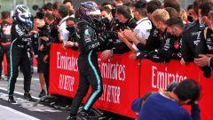 Mercedes nella storia F1: 7 titoli costruttori - VIDEO