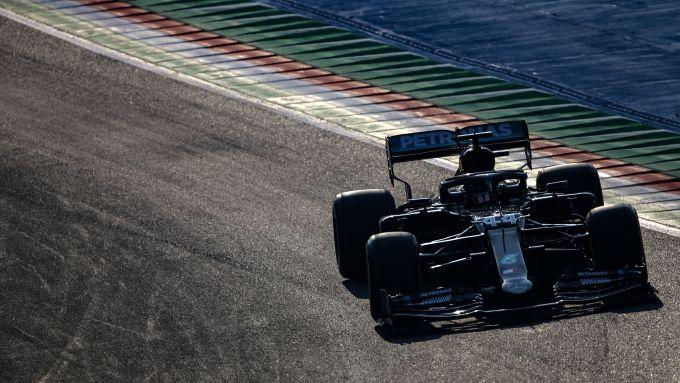 F1 GP Emilia Romagna 2020, Imola: Lewis Hamilton (Mercedes AMG F1)