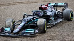F1 GP Emilia Romagna 2020, Imola: Lewis Hamilton (Mercedes)