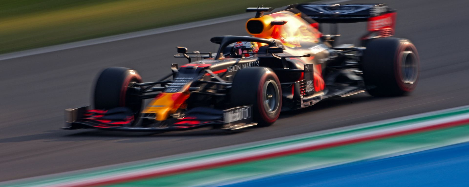 F1 GP Emilia Romagna 2020, Imola: Max Verstappen (Red Bull Racing)
