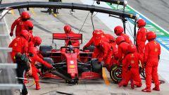 F1 GP Emilia Romagna 2020, Imola: Sebastian Vettel (Ferrari)