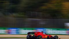 F1 GP Emilia Romagna 2020, Imola: Sebastian Vettel (Scuderia Ferrari)