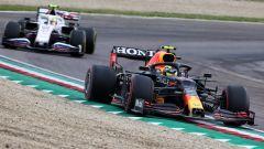 F1 GP Emilia Romagna 2020, Imola: Sergio Perez (Red Bull)