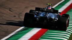 F1 GP Emilia Romagna 2020, Imola: Valtteri Bottas (Mercedes AMG F1)