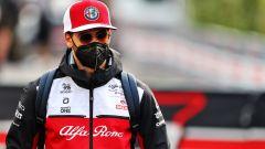 F1, GP Emilia Romagna 2021: Antonio Giovinazzi (Alfa Romeo)