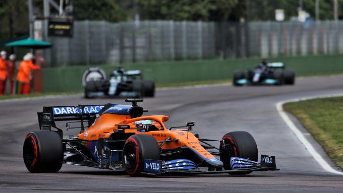 F1, GP Emilia Romagna 2021: Daniel Ricciardo (McLaren)