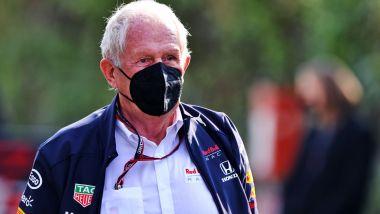 F1, GP Emilia Romagna 2021: Helmut Marko (Red Bull)