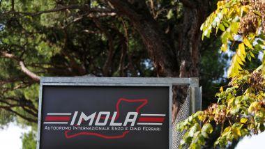F1 GP Emilia Romagna 2021, Imola: Atmosfera del circuito
