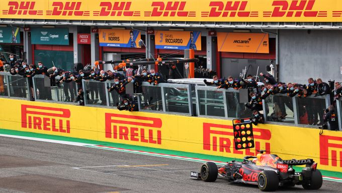 F1 GP Emilia Romagna 2021, Imola: Max Verstappen (Red Bull Racing)