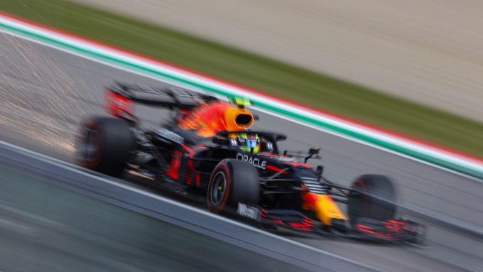 F1 GP Emilia Romagna 2021, Imola: Sergio Perez (Red Bull Racing)