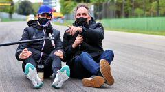 F1, GP Emilia Romagna 2021: lo stupefacente giro di pista