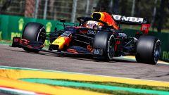F1, GP Emilia Romagna 2021: Max Verstappen (Red Bull)